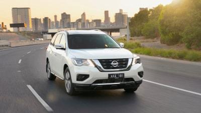 Nissan updates Pathfinder range