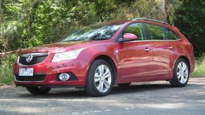 2013 Holden Cruze Sportwagon CDX Pre-Launch Review
