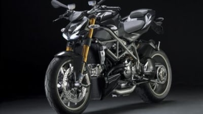 2009 Ducati Streetfighter: Most Beautiful Bike Of 2008 Milan Motorcycle Show