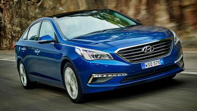 2015 Hyundai Sonata: Price And Features For Australia