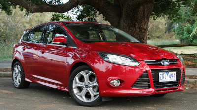 2013 Ford Focus Sport Hatch Automatic Review