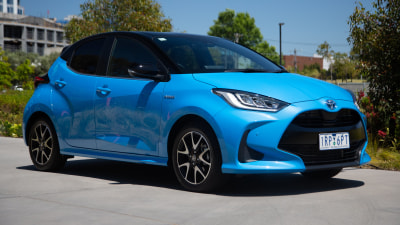 2021 Toyota Yaris ZR Hybrid review
