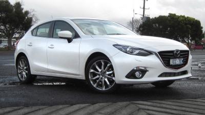 Mazda3 Diesel Review: 2015 XD Astina Hatch
