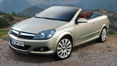 2013 Opel Astra Convertible In The Works