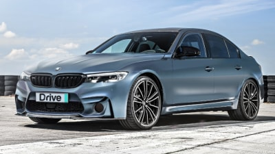 Coming Soon: BMW 3-Series