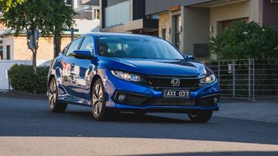 2019 Honda Civic VTi-L sedan review