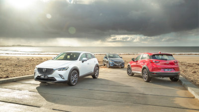 2017 Mazda CX-3 – Price And Features For Australia