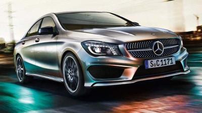 Mercedes-Benz CLA Surfaces Online