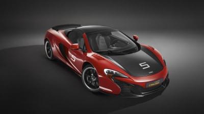 More Carbon Fibre Options For McLaren Owners