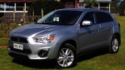 2013 Mitsubishi ASX Aspire 2WD Petrol Auto Launch Review
