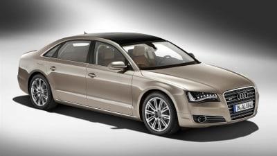 2011 Audi A8 L Shown At AIMS, Australian Launch Confirmed