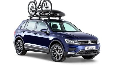 2018 Volkswagen Tiguan Adventure 132TSI new car review