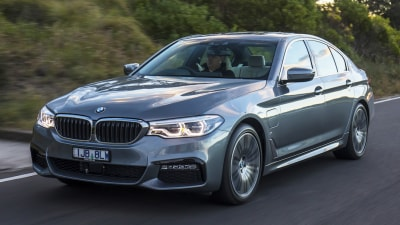 2017 BMW 530e Plug-In Hybrid - Price and Features For Australia