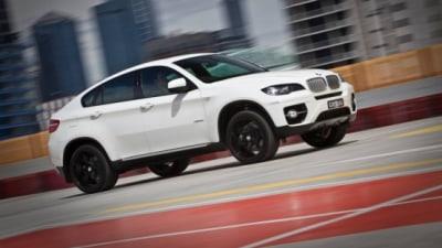 BMW X6 Outsells Porsche Cayenne; Niche-Splitting SUV Proves Popular In Australia