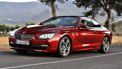 2012 BMW 6 Series Coupe Revealed