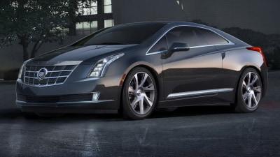 Cadillac ELR Makes Production Debut