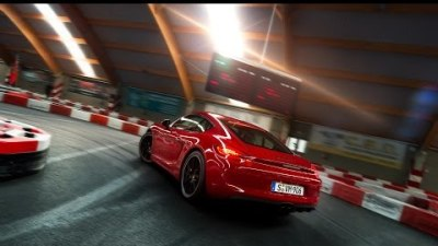 Video: Cayman GTS Takes To Karting