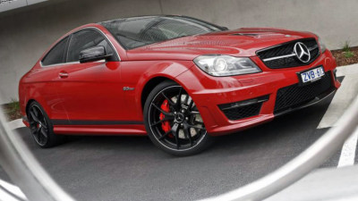 Mercedes C63 AMG Edition 507 Gets Price Cut To Rival BMW M4