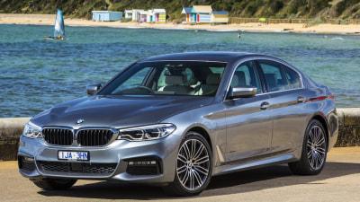 2017 BMW 5 Series Range Review | Australian First Drive