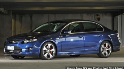 2010 FPV F6 E Road Test Review