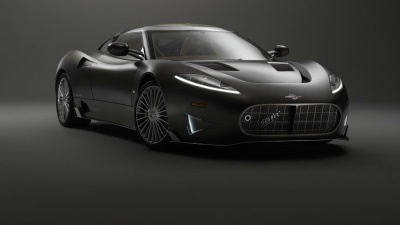 Spyker Returns With C8 Preliator At Geneva Motor Show