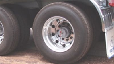 Q&A: Tyre inflation system