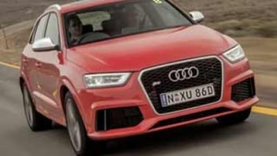 Audi RS Q3 Quick Spin