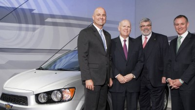 GM Holden, Ford Discuss Manufacturing Futures With Federal Government