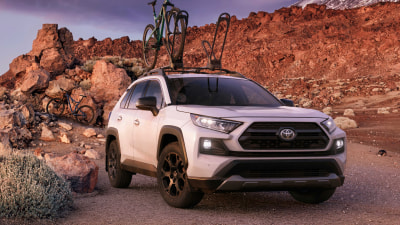 Toyota unveils its first TRD RAV4