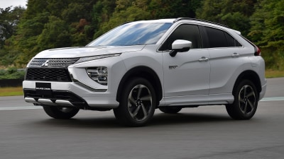 2022 Mitsubishi Eclipse Cross PHEV: Hybrid SUV here in August 2021 with three-variant range