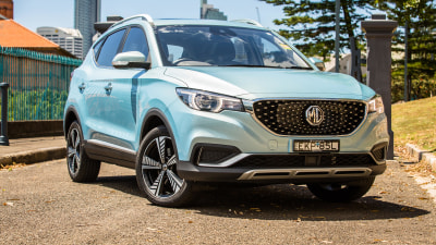 2021 MG ZS EV review