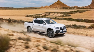 Mercedes investigating options for X-Class
