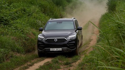 SsangYong Rexton 2018 Review
