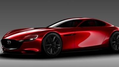 Mazda: Turbo key to rotary engine revival