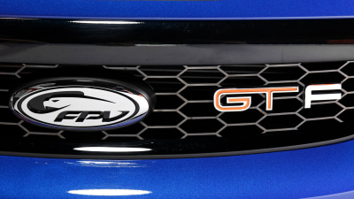 FPV GTF Sedan Announced, Refreshed Pursuit Ute Coming