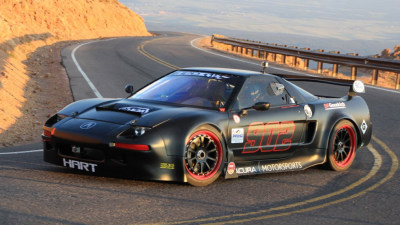 Honda Prepares For Pikes Peak Assault, Toyota Readies GT 86 For Same