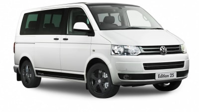 Volkswagen Multivan Edition25 On Sale In Australia
