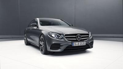 2017 Mercedes-Benz E-Class Night Edition For Australia