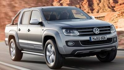 Volkswagen Australia Begins Emissions Recall Program With Amarok