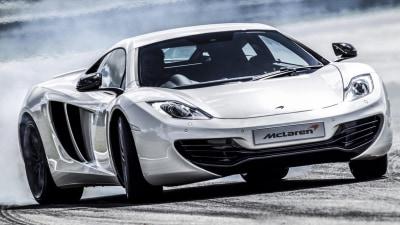McLaren 12C Production To End As New 650S Takes Off