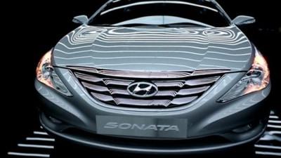 2011 Hyundai Sonata TV Commercial Screens Leak Online