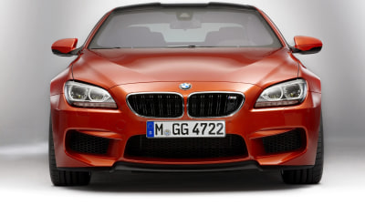 2013 BMW M6 Australian Pricing Revealed Ahead Of Local Launch