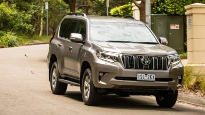 2021 Toyota LandCruiser Prado GXL review