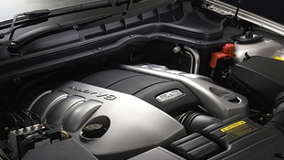 V8 sales on the rise
