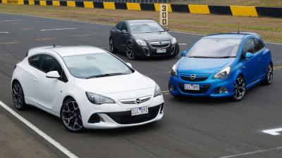 OPC Range Will Drive Opel Sales: Mott