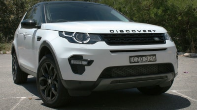 2016 Land Rover Discovery Sport SE Si4 REVIEW - Got 'The Chops' In The Rough, But...