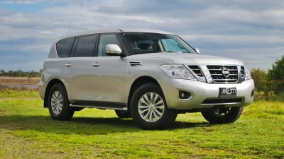 Nissan Patrol Ti-L 2018 new car review