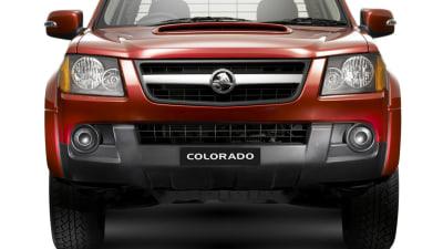 Holden Colorado Gets LPG Option For 2011