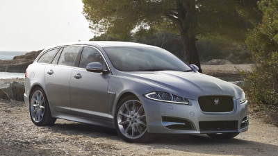 Jaguar XF Sportbrake In Australia 'Potentially By Fourth Quarter'