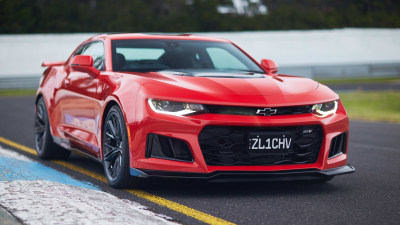 2019 Chevrolet Camaro ZL1 review